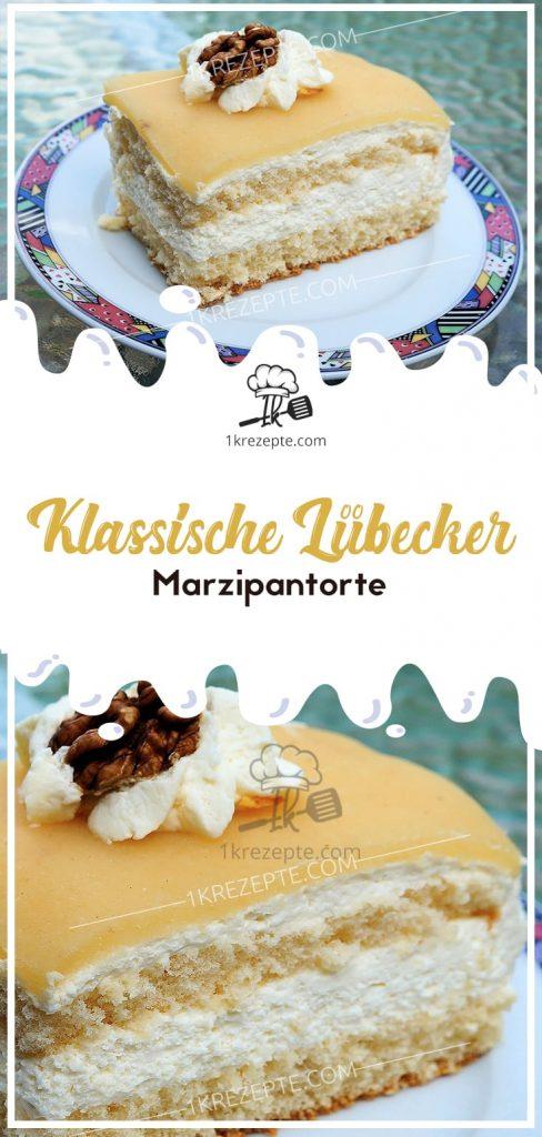 Marzipan backen lübecker torte Lübecker Marzipan