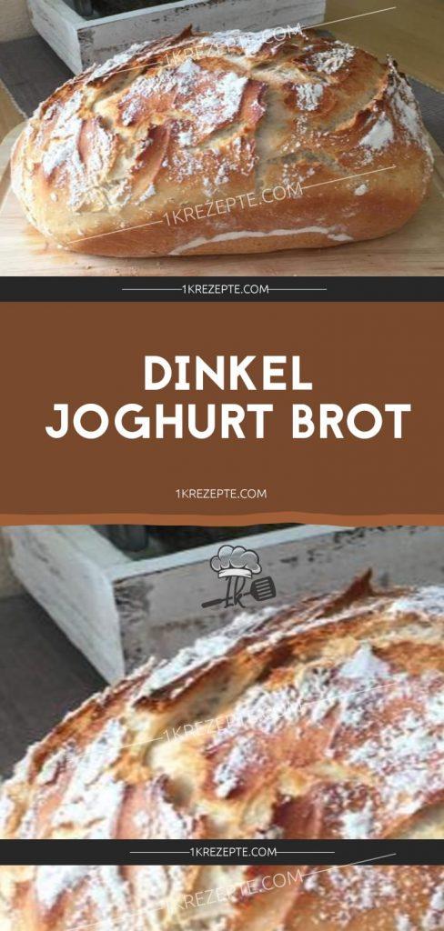 Dinkel Joghurt Brot – 10k Rezepte